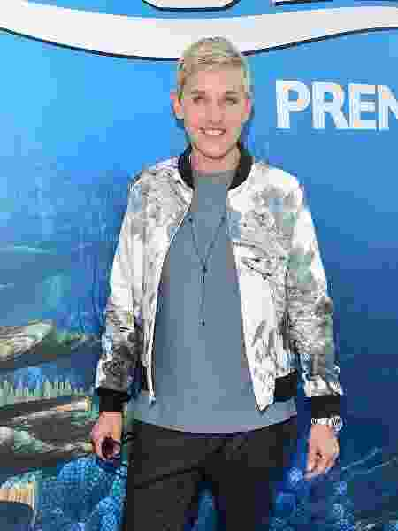 Ellen Degeneres - Getty Images