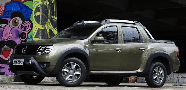 Renault Oroch ganha câmbio automático e tenta recuperar atraso em relação à Toro - Murilo Góes/UOL