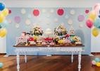 Flores e sapatilhas decoram chá de bebê delicado com tema bailarina - Nina Bedacchi/Divulgação