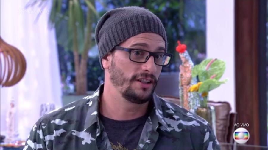 """Daniel se diz decepcionado com Marinalva no """"Mais Você"""" - Reprodução/TV Globo"""