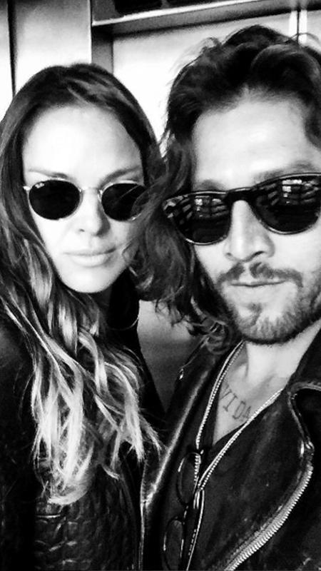 Letícia Birkheuer está namorando o fotógrafo Beto Gatti - Reprodução/Instagram