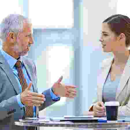 mansplaining - Getty Images - Getty Images