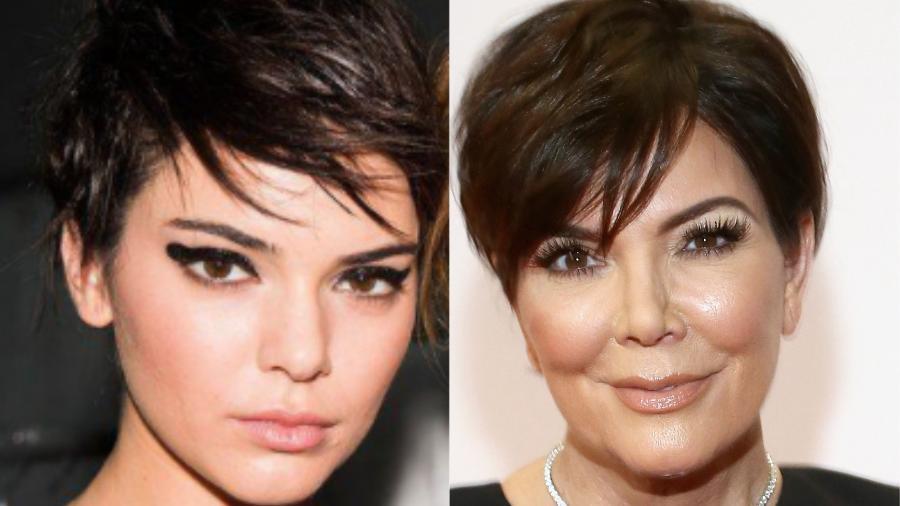 Kendall Jenner e Kris Jenner - Reprodução/Instagram e Getty Images