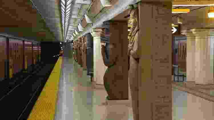 Estação de metrô Museum Station, em Toronto - Tony Hisgett/Creative Commons/CC BY-SA 2.0 - Tony Hisgett/Creative Commons/CC BY-SA 2.0