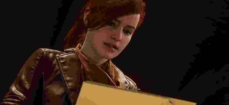 """Mary Jane Watson em """"Spider-Man"""" (PS4) - Divulgação/Insomniac/Game Informer"""