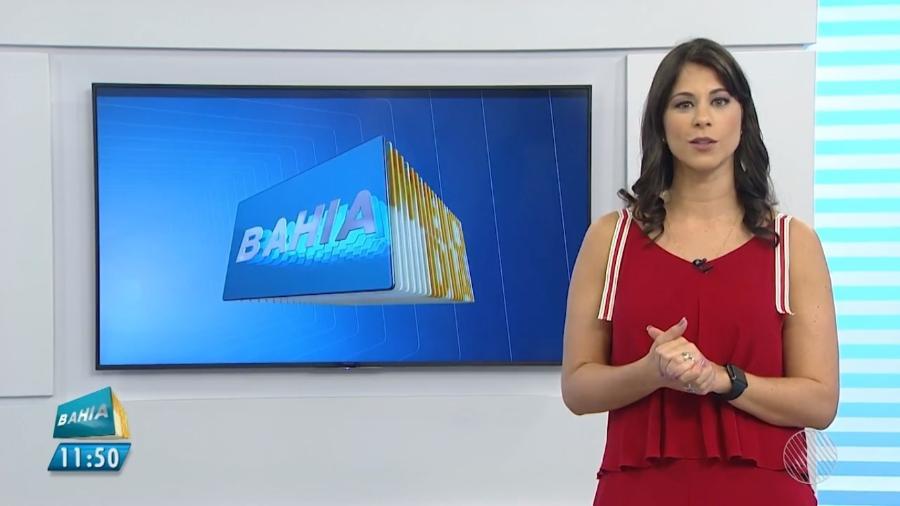 Reprodução/TV Bahia/TV Globo