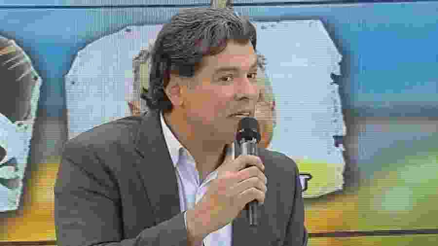 """Mauricio Mattar no """"Programa da Tarde"""", da Record, em 2013 - Reprodução/Record"""