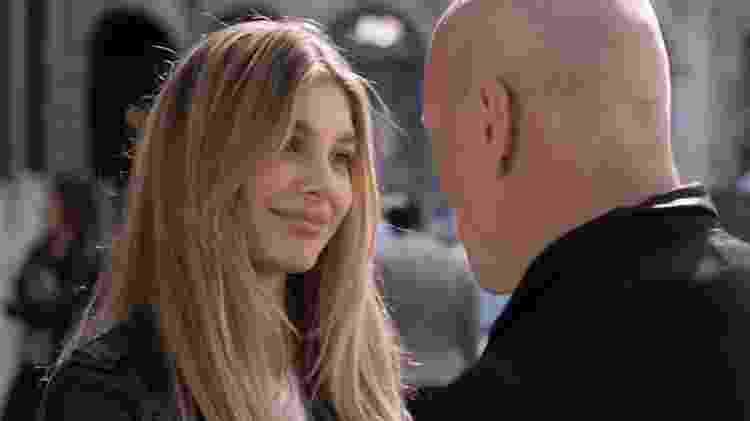 """Camila Morrone ao lado de Bruce Willis em """"Desejo do Matar"""" - Reprodução - Reprodução"""