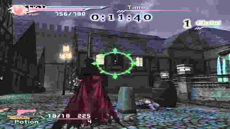 Dirge of Cerberus: Final Fantasy VII - Imagem - Reprodução - Reprodução