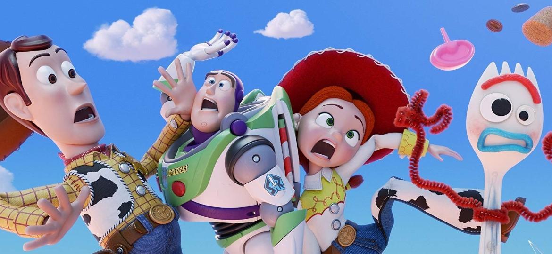 """Os bonecos voltam à vida em """"Toy Story 4"""" - Reprodução"""
