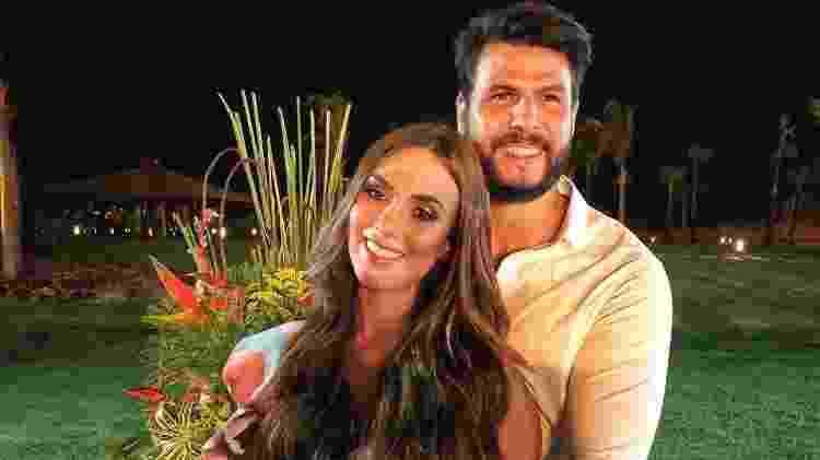 Nicole Bahls e Marcelo Bimbi estão juntos desde 2015 - Reprodução/Instagram - Reprodução/Instagram