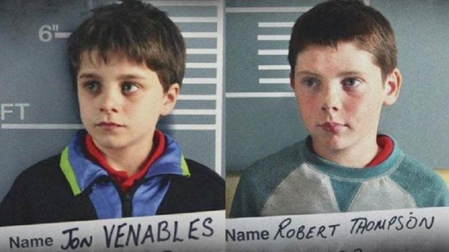 """""""Detainment"""", indicado a melhor curta-metragem, reproduz entrevistas conduzidas pela polícia com os dois meninos de 10 anos condenados pelo assassinato de James Bulger em 1993, caso que chocou a Grã-Bretanha - Vincent Lambe"""