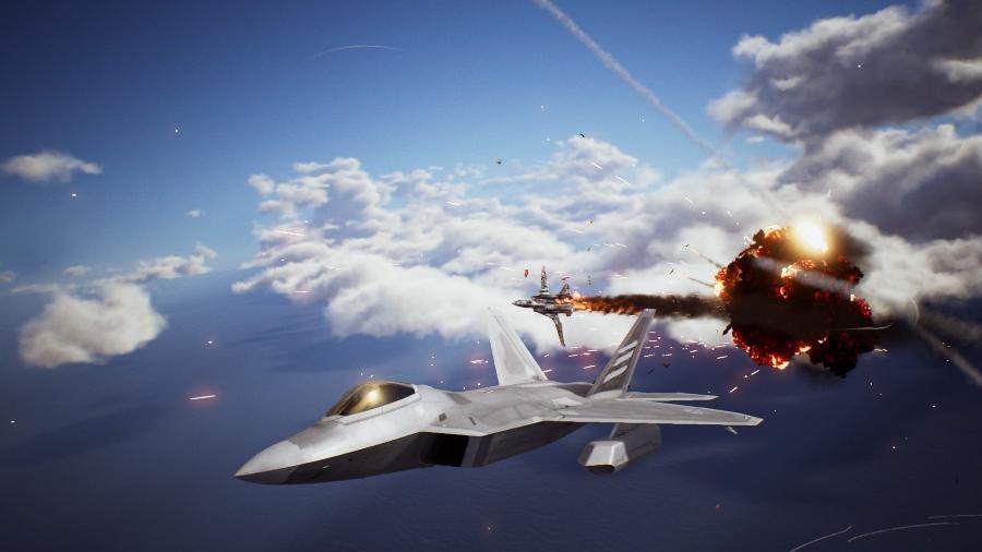 """""""Ace Combat 7"""" demorou para chegar, mas superou desconfiança - Divulgação"""
