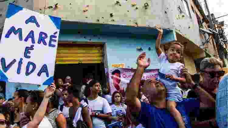 Favela Maré - organização contra desigualdade no Rio - Elisângela Leite/Divulgação - Elisângela Leite/Divulgação
