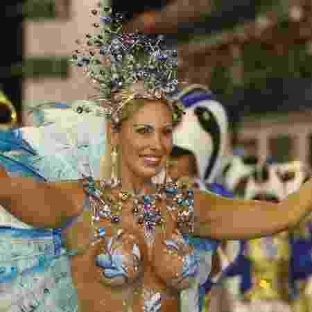 Angela Bismarchi foi destaque da Nenê de Vila Matilde em 2010 - Rivaldo Gomes/Folha Imagem - Rivaldo Gomes/Folha Imagem