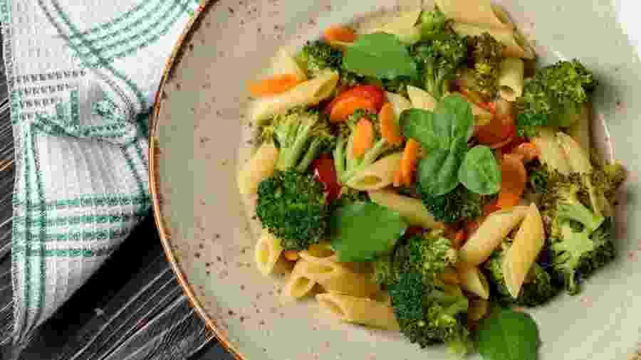 Macarrão, quando bem acompanhado, pode ser aliado do emagrecimento e alimentação saudável - iStock