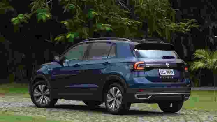 SUV vendeu mais de 30 mil unidades desde estreia neste ano - Murilo Góes/UOL