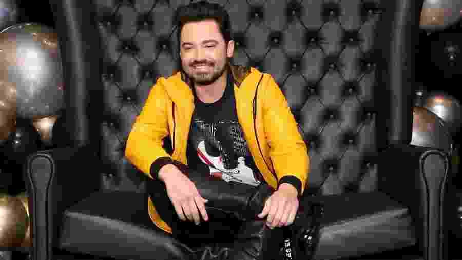 O cantor sertanejo Fernando Zor (da dupla Fernando & Sorocaba) - Manuela Scarpa/Brazil News