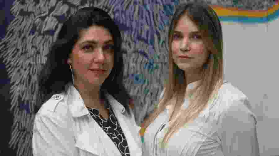 Ana Addobbati e Nathalia Waldow, da Women Friendly - Divulgação
