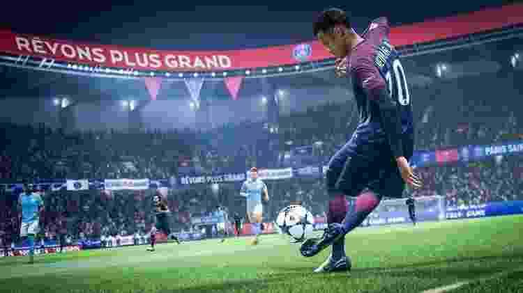 Assim como uma partida de FIFA, o trabalho de Cirka envolve preparado e habilidade - Divulgação