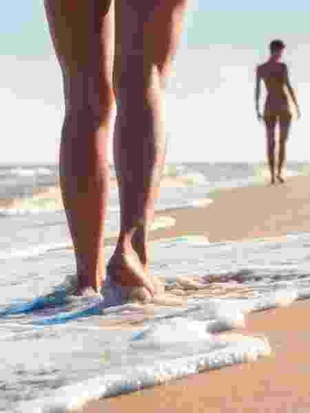 Já são mais de 250 mil adeptos do naturismo no Brasil - Getty Images/iStockphoto