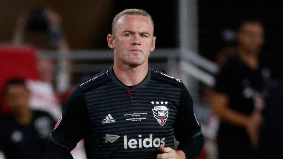 O atacante inglês Wayne Rooney  - Getty Images