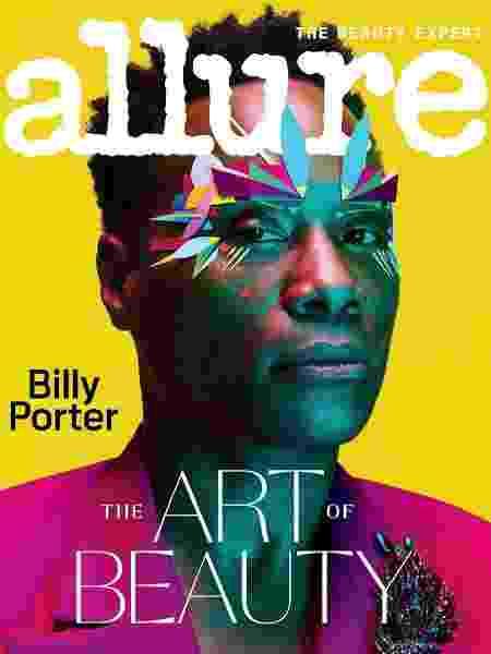 Billy Porter - Reprodução/Allure - Reprodução/Allure