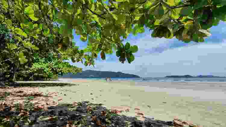 A praia da Fazendo é perfeita para quem busca fugir da muvuca - Marcel Vecenti/UOL - Marcel Vecenti/UOL