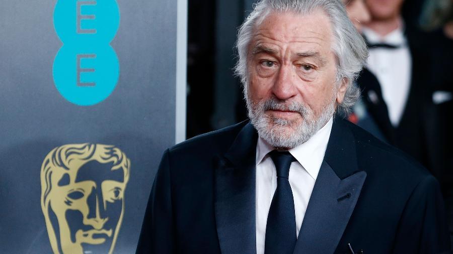 Robert De Niro - Henry Nicholls/Reuters