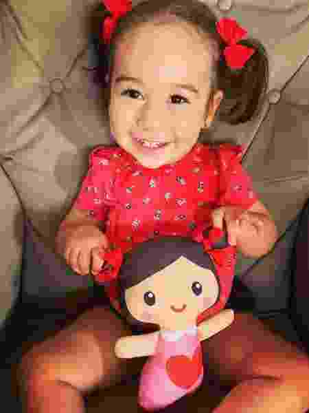 Marina boneca - Arquivo pessoal - Arquivo pessoal