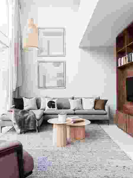Cinza na decoração - Reprodução/Decostore - Reprodução/Decostore