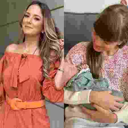 Ticiane Pinheiro, Rafaella e Vicky - Reprodução / Instagram