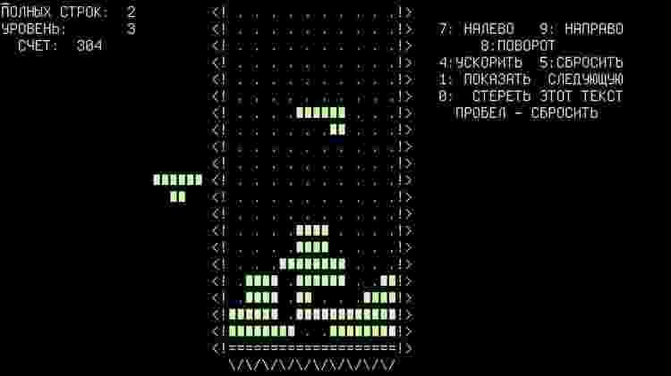 Tetris Original - Divulgação/BostonGlobe - Divulgação/BostonGlobe
