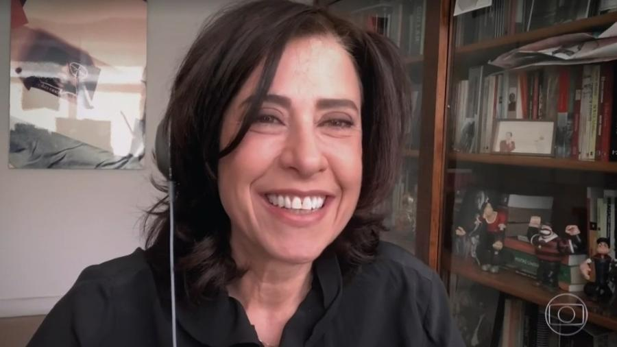 Vacina contra covid-19: Fernanda Torres avaliará se toma Astrazeneca - Reprodução/vídeo
