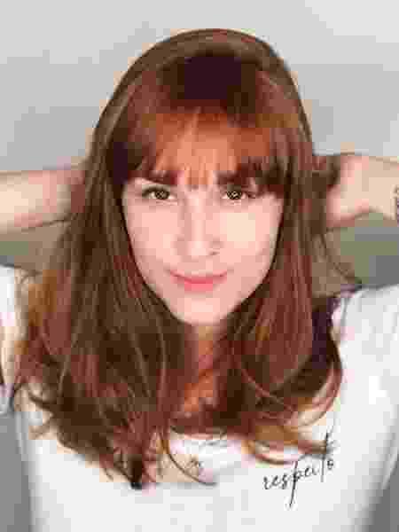 Luiza dubladora Ellie The Last of Us - Reprodução/Facebook - Reprodução/Facebook