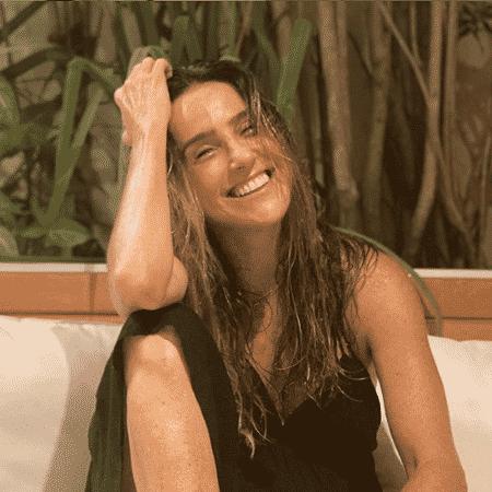 A atriz Monique Curi - Reprodução/Instagram