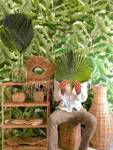 Junior começou a desenvolver seu trabalho na decoração de casa - Reprodução/Instagram - Reprodução/Instagram
