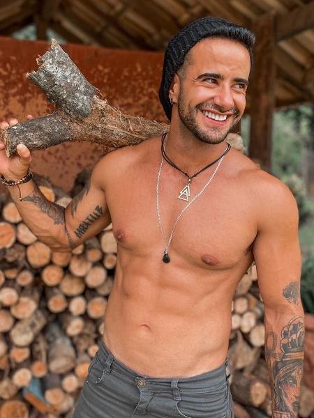 """Tarso Brant partcipa da nova temporada do """"De Férias com o Ex: Celebs"""", que estreia na quinta (8) - Reprodução/Instagram"""