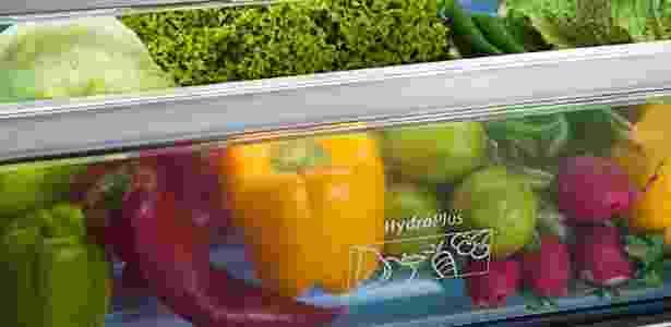 gaveta de vegetais; geladeira - Getty Images - Getty Images