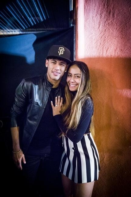 """Rafaella Santos, irmã de Neymar, também participou de cena de """"A Regra do Jogo"""""""