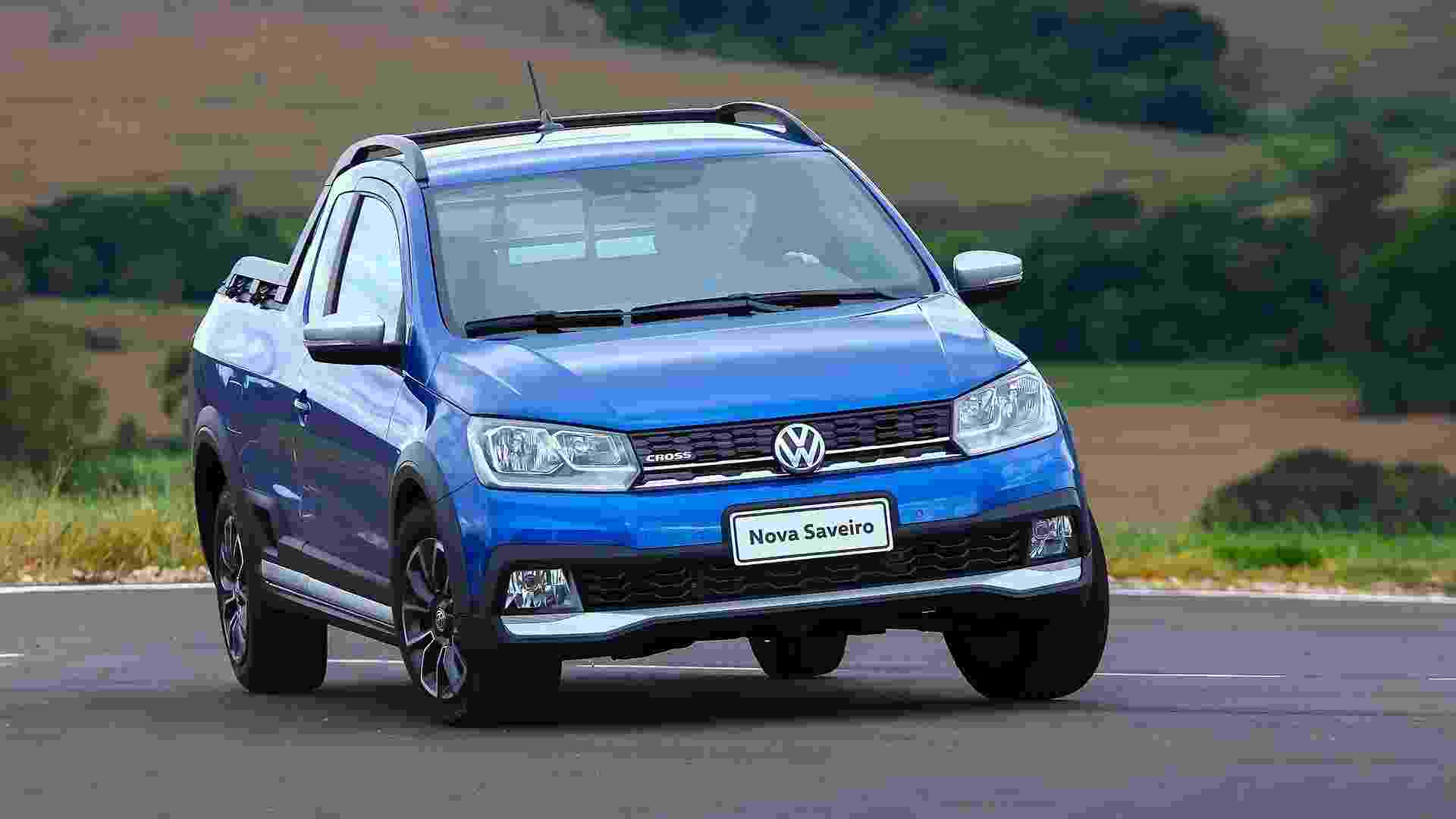 Volkswagen Saveiro Cross 2017 - Divulgação