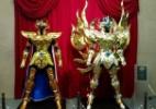 """Mostra no Japão exibe armaduras de """"Cavaleiros do Zodiaco"""" em tamanho real - Reprodução"""