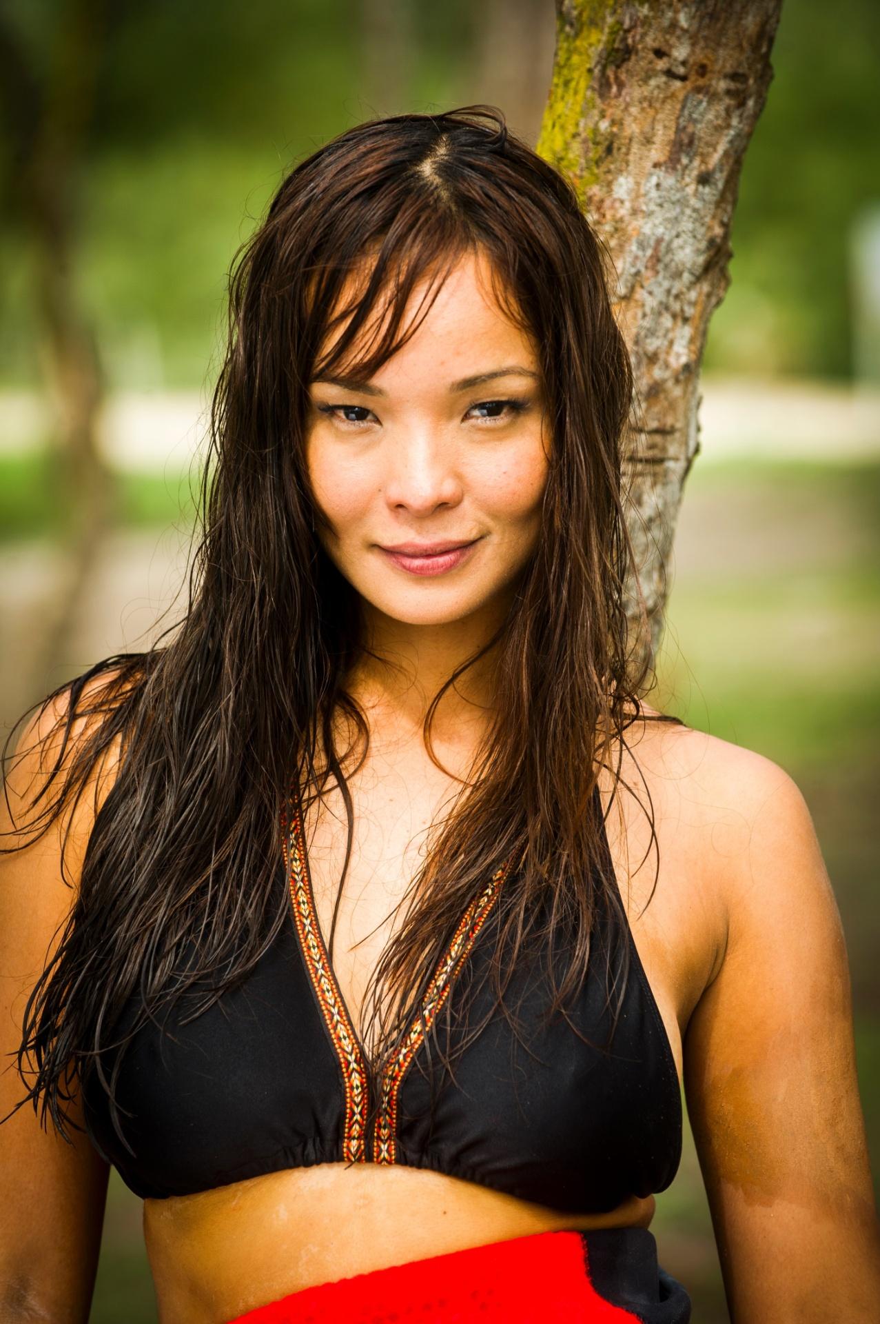 Jun.2016 - Carol Nakamura interpreta Hirô em
