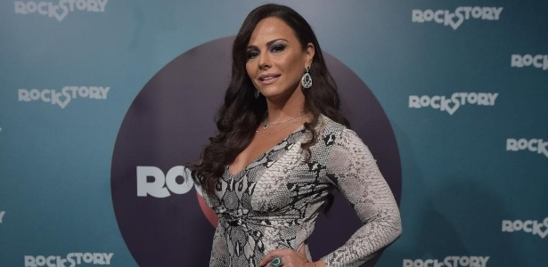 """Viviane Araújo será Edith em """"Rock Story"""" - João Miguel/TV Globo"""