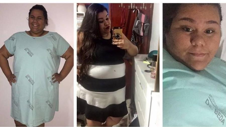 Amanda Rodrigues, que morreu devido a uma embolia pulmonar, após se submeter a uma cirurgia bariátrica - Reprodução/Facebook