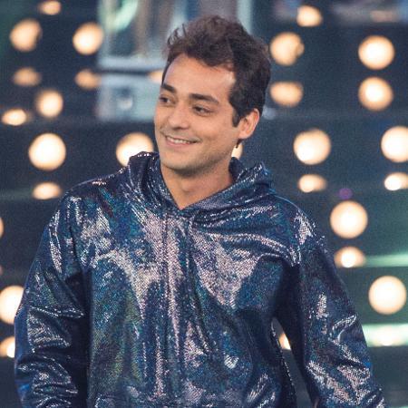 Eduardo Sterblitch foi eliminado na terceira rodada - Mauricio Fidalgo/Divulgação/TV Globo