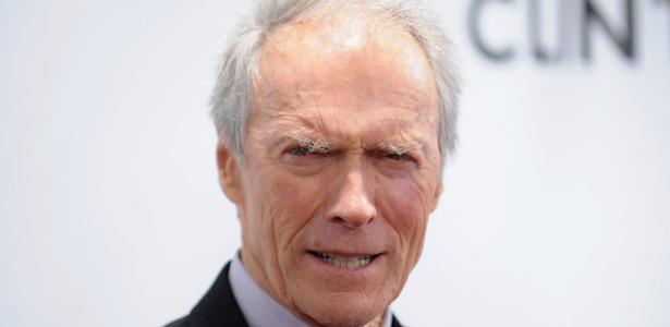 O cineasta Clint Eastwood