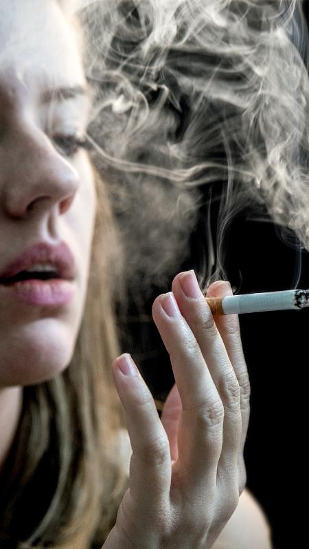 Cigarro é inimigo da pele  - Getty Images