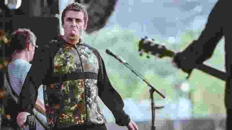 O cantor Liam Gallagher - Divulgação/Lollapalooza - Divulgação/Lollapalooza