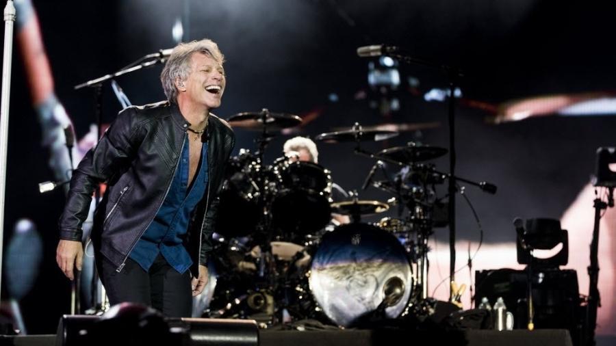 Show de Bon Jovi encerra a segunda noite do São Paulo Trip Festival - Mariana Pekin/UOL